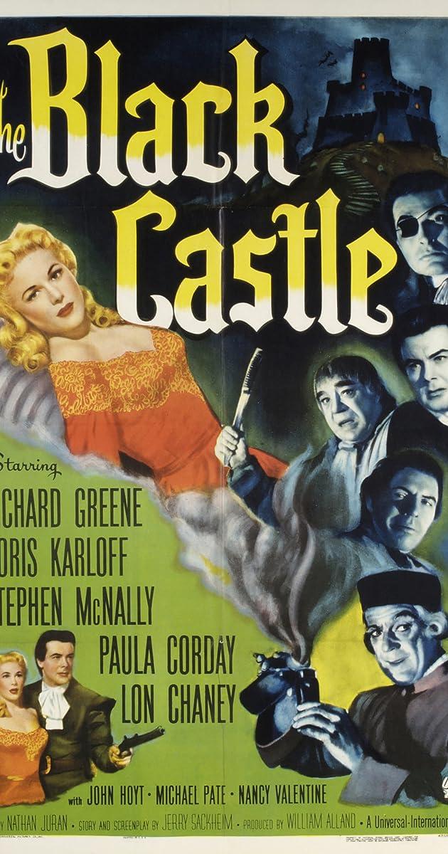The Black Castle (1952) - IMDb