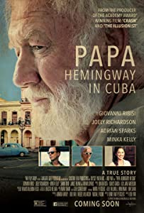 Psp direct movie downloads free Papa Hemingway in Cuba [XviD]