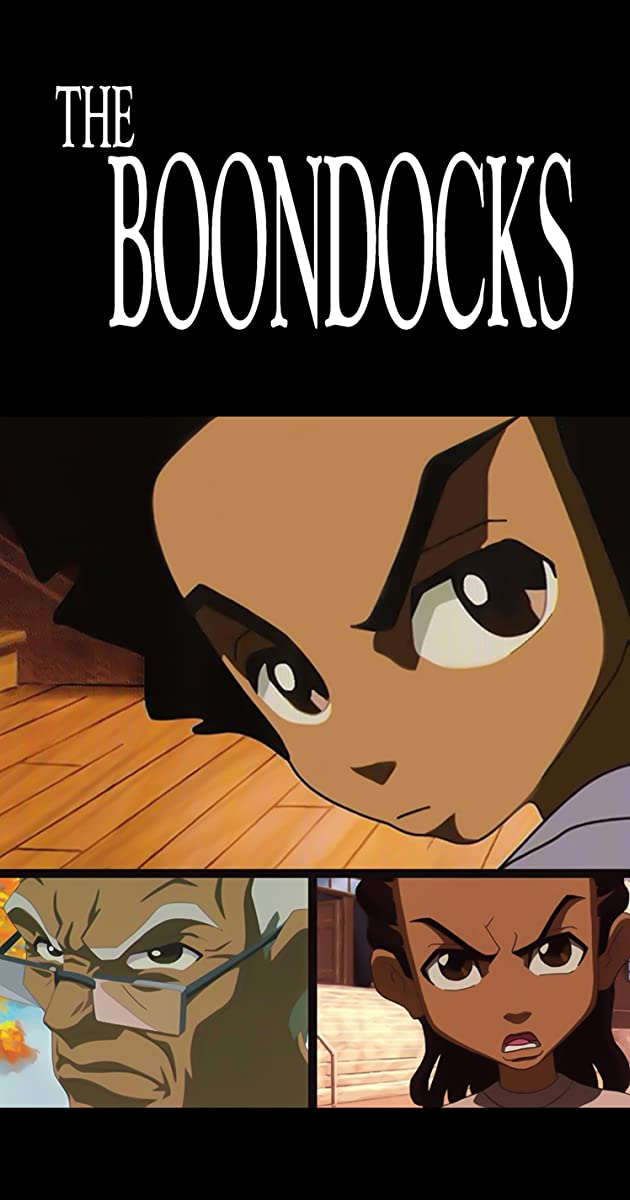 the boondocks saison 1 vf