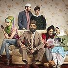 Shobu Kapoor, Kris Marshall, Adil Ray, Maya Sondhi, Bhavna Limbachia, and Abdullah Afzal in Citizen Khan (2012)