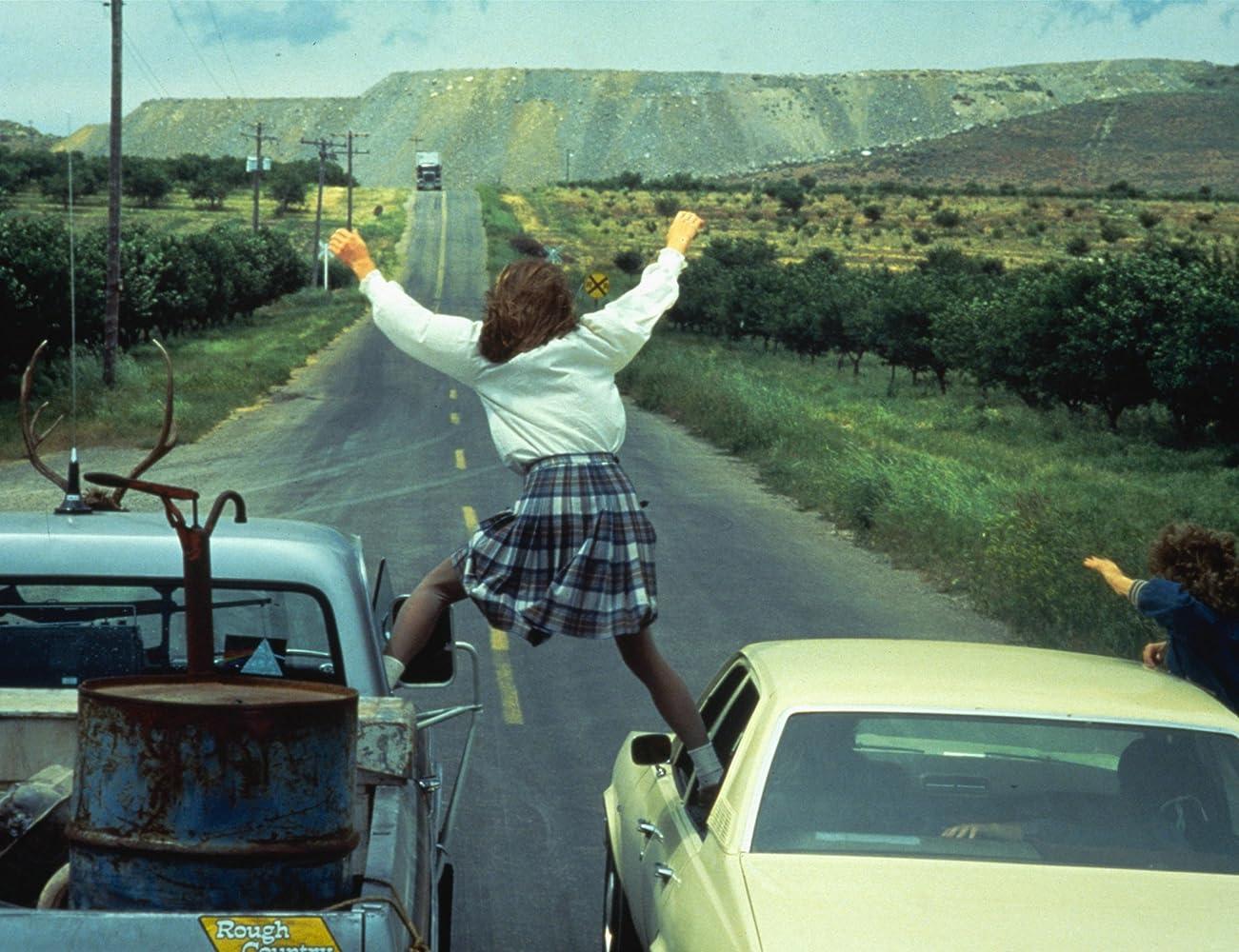 Lori Singer in Footloose 1984