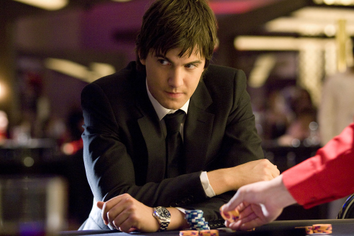Jim Sturgess in 21 (2008)