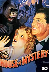 Verna Hillie, Ed Lowry, and Emil Van Horn in The House of Mystery (1934)
