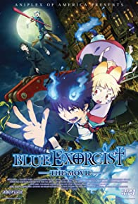 Primary photo for Blue Exorcist: The Movie