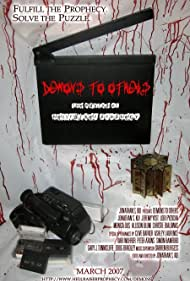 """One-sheet for DEMONS TO OTHERS: The Making of """"Hellraiser: Prophecy"""" (2007)"""
