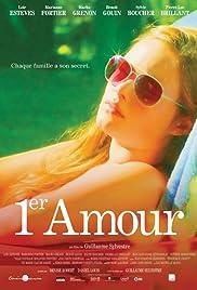 1er amour Poster