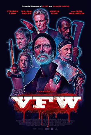 Where to stream VFW