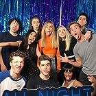 Teala Dunn, Jake Short, Brec Bassinger, Caleb Ray Gallegos, and Eva Gutowski in All Night (2018)