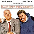 Steve Martin and John Candy in Planes, Trains & Automobiles (1987)