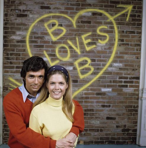"""Bridget Loves Bernie"" Meredith Baxter, David Birney"