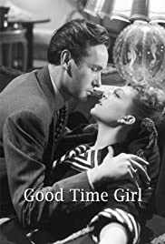 Good-Time Girl Poster