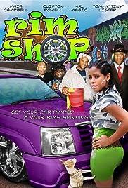 The Rimshop Poster