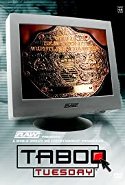 WWE Taboo Tuesday Poster