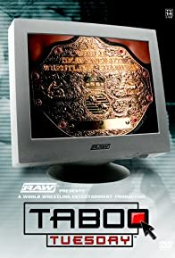 Primary photo for WWE Taboo Tuesday