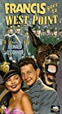 Francis Goes to West Point (1952) Poster