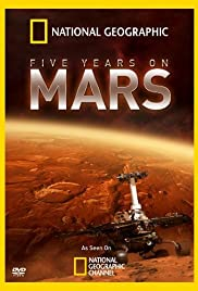 Five Years on Mars Poster