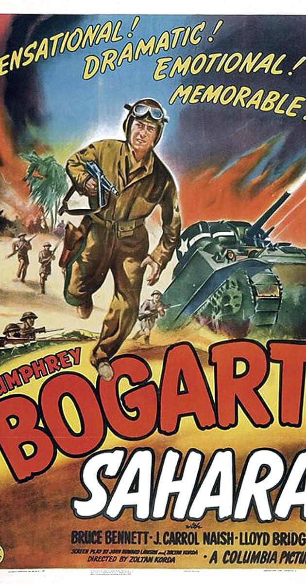 Sahara (1943) Subtitles