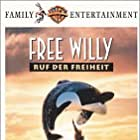 Jason James Richter and Keiko in Free Willy (1993)