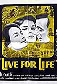 Live for Life Poster