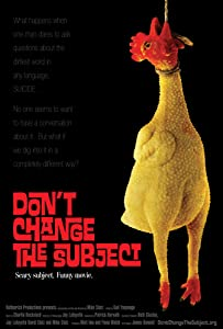 Good movies action watch Don't Change the Subject by [mts]