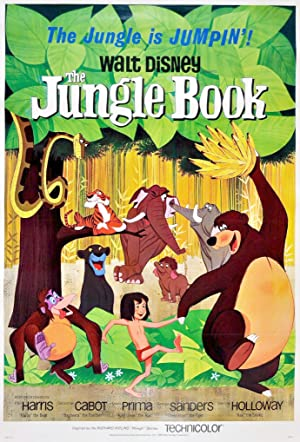 The Jungle Book Poster Image
