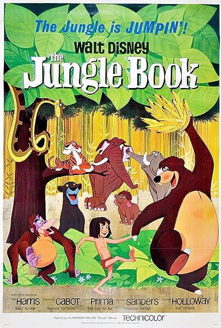 Film: Orman Çocuğu - The Jungle Book