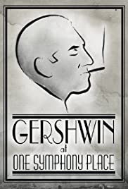 Gershwin at One Symphony Place Poster