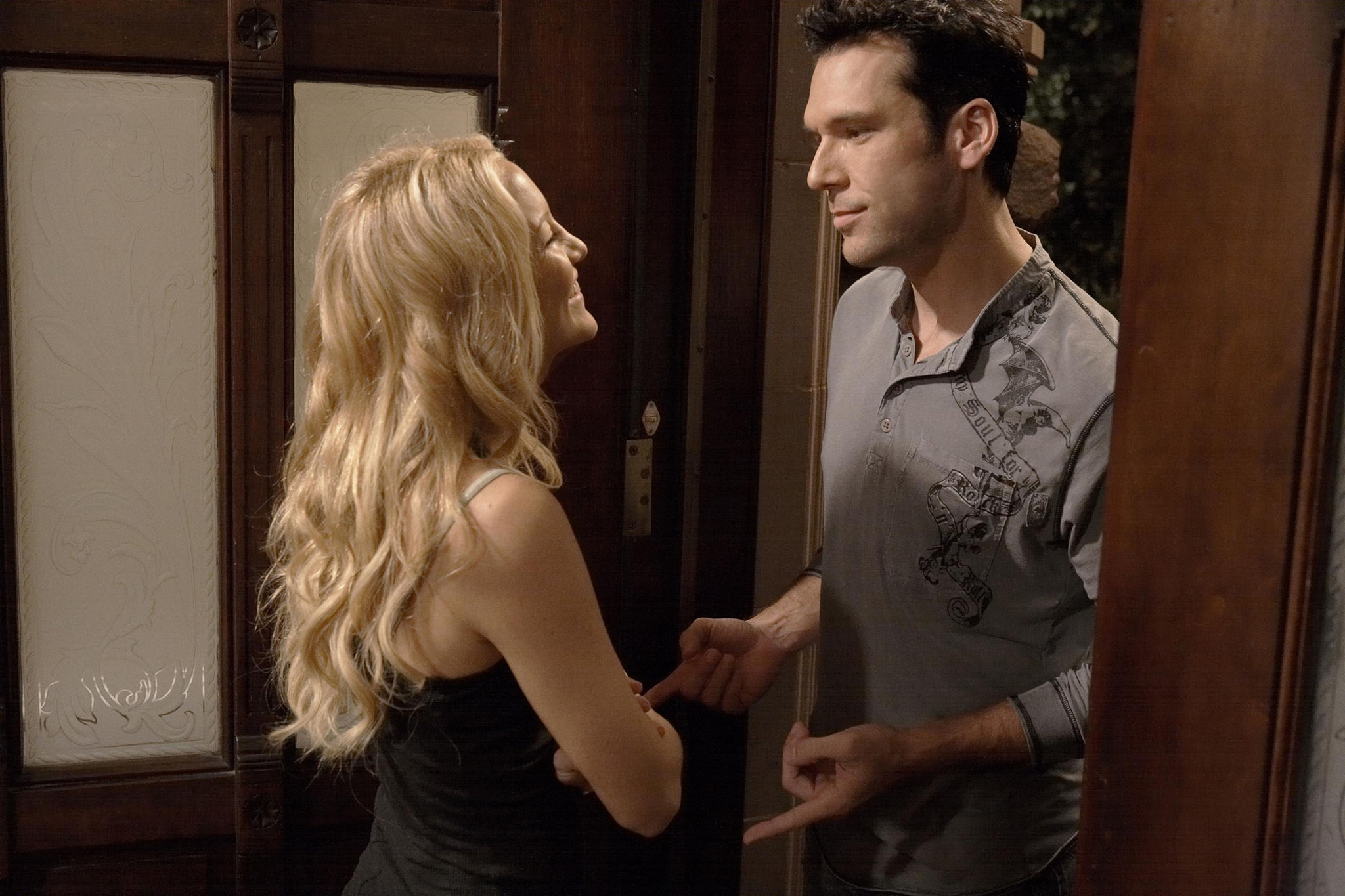 Kate Hudson and Dane Cook in My Best Friend's Girl (2008)