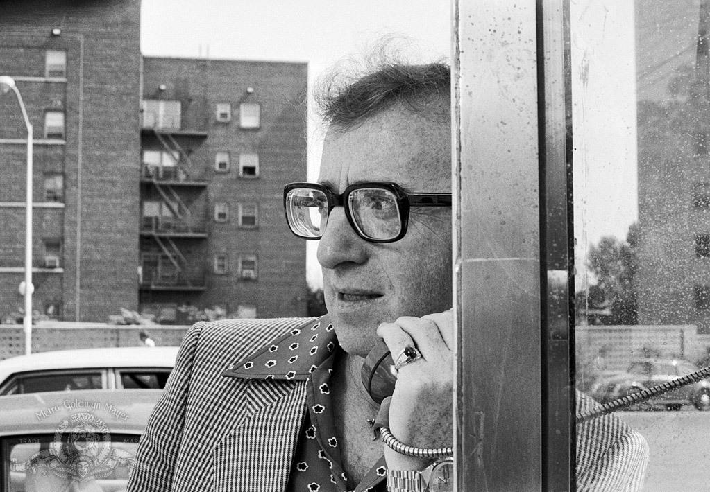 Woody Allen in Broadway Danny Rose (1984)