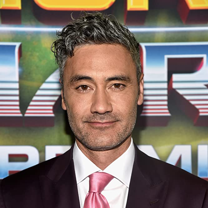 Taika Waititi at an event for Thor: Ragnarok (2017)
