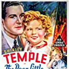 Shirley Temple and Michael Whalen in Poor Little Rich Girl (1936)