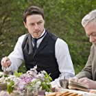 James McAvoy and John Sessions in The Last Station (2009)