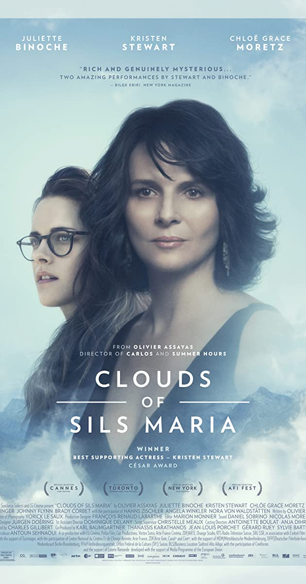 Subtitle of Clouds of Sils Maria