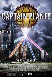 Captain Planet Poster