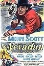 Randolph Scott in The Nevadan (1950)