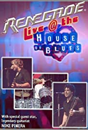 Renegade Live @ the House of Blues Poster