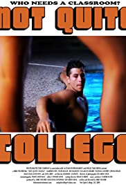Not Quite College Poster
