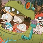 Christine Cavanaugh, Tara Strong, Elizabeth Daily, and Kath Soucie in The Rugrats Movie (1998)
