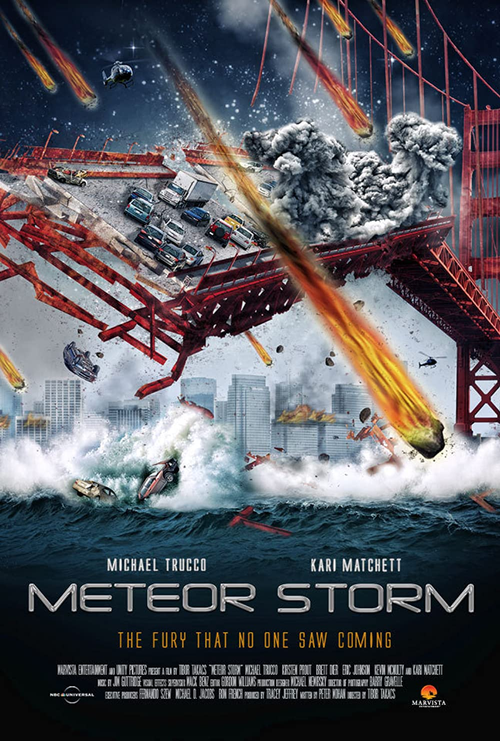 Meteor Storm 2010 Hindi Dual Audio HDRip 530MB x264