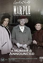 A Murder Is Announced Poster