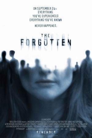 The Forgotten (2004) ความทรงจำที่สาบสูญ