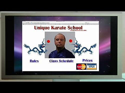 Karate Film Cafe'
