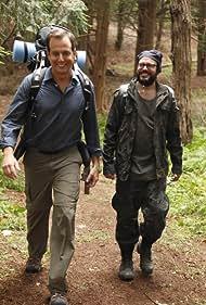 Will Arnett and David Cross in Running Wilde (2010)