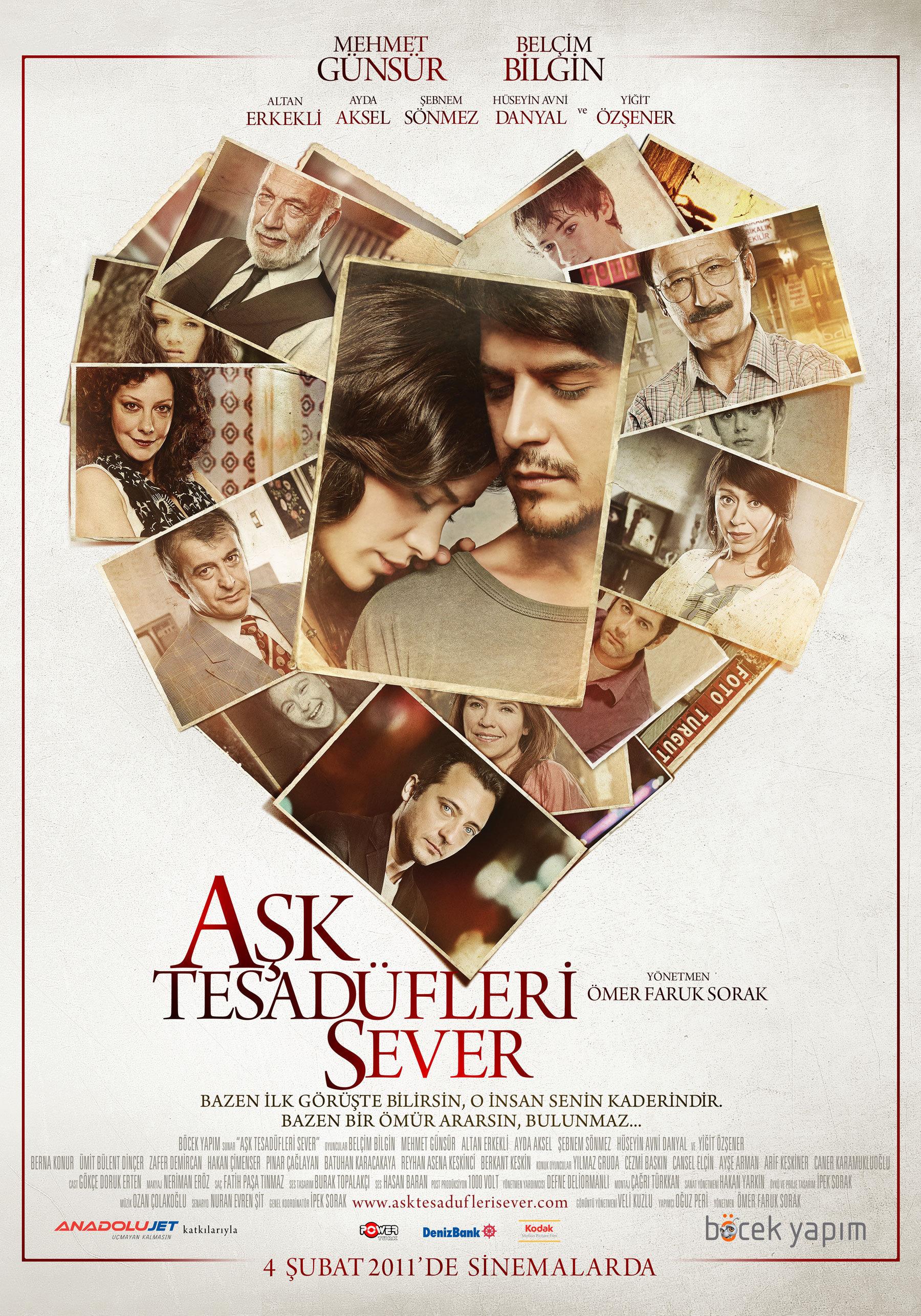 Ask Tesadüfleri Sever (2011) - IMDb