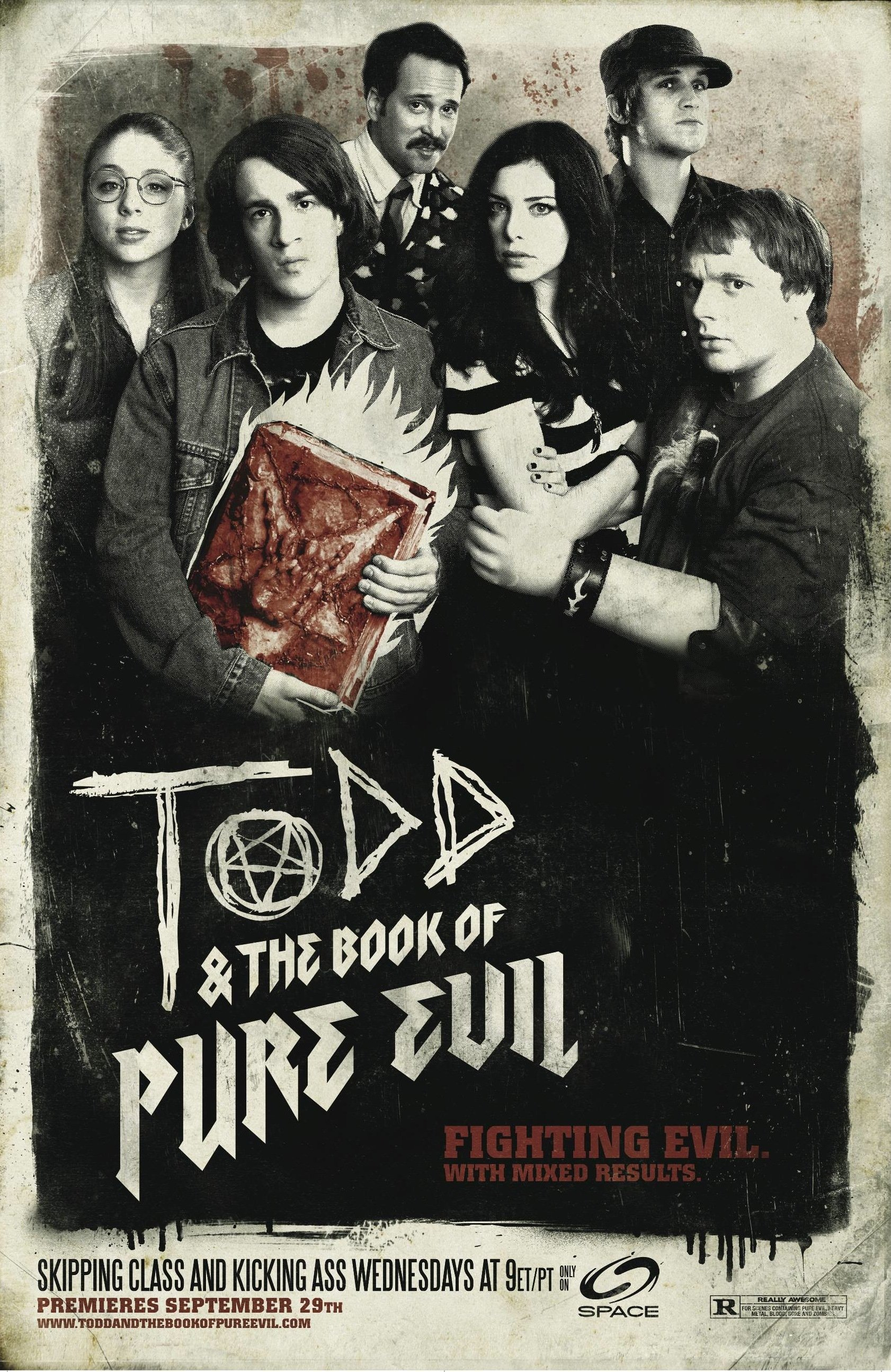 todd and the book of pure evil the end of the end trailer