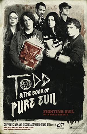 Where to stream Todd and the Book of Pure Evil
