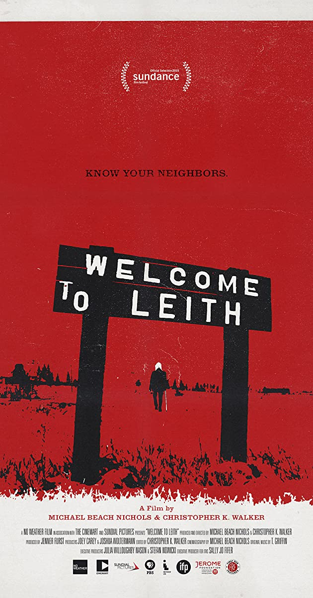 Subtitle of Welcome to Leith