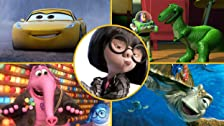 9 to Know: Pixar Scene Stealers