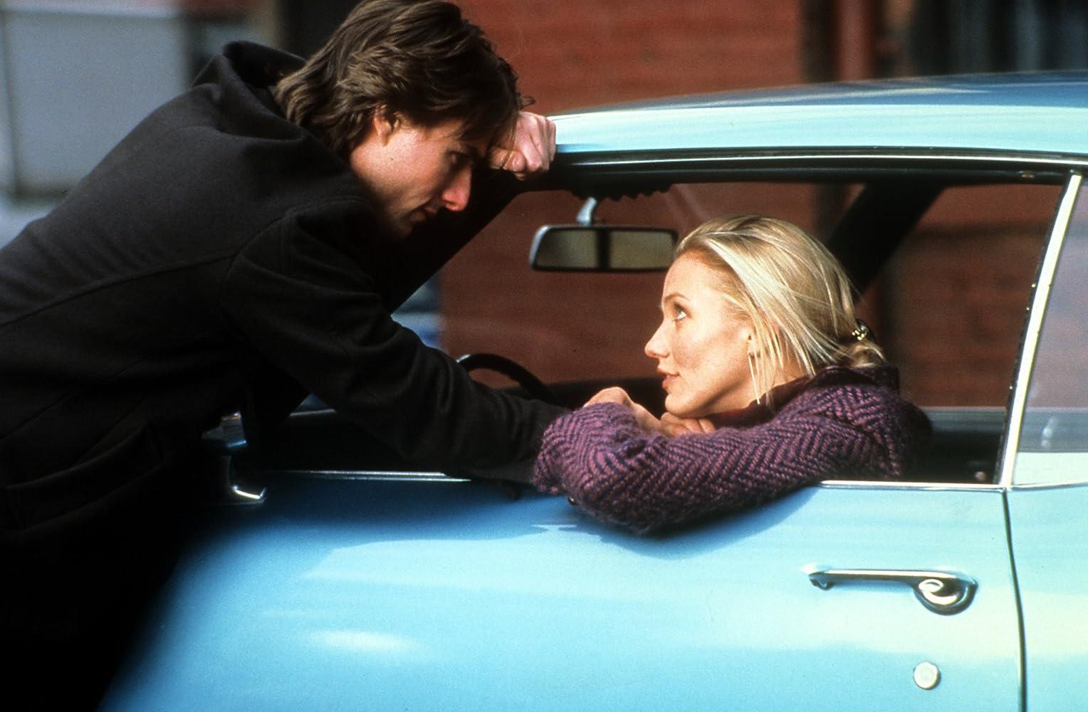 กับ Tom Cruise ใน Vanilla Sky (2001)