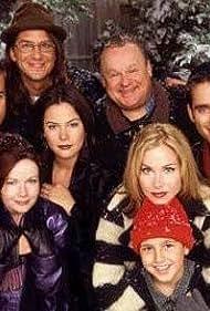 Christina Applegate, George Dzundza, Bruno Campos, David DeLuise, Jennifer Milmore, and Liza Snyder in Jesse (1998)